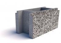 Блоки для столбов забора и навершия бетонные