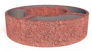 Вазон бетонный Трансформер круг