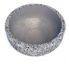 Вазон бетонный Альпина