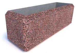 Вазон бетонный Балено 1