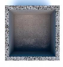 Вазон бетонный Джессика