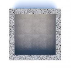 Вазон бетонный Таллин 30