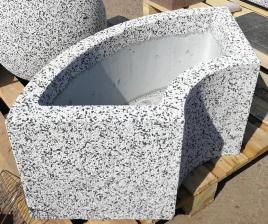 Вазон бетонный Трансформер