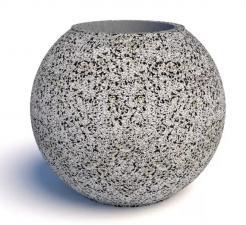 Вазон бетонный Шар