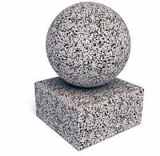 Парковочное ограждение бетонное Сфера 2