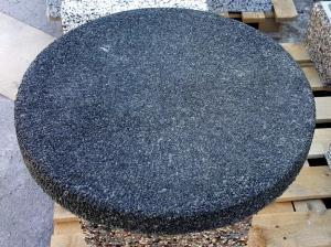 Плитка бетонная тротуарная круглая 50х5 см