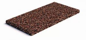 Плитка бетонная фасадная цокольная 15х30 см
