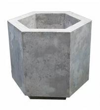 Урна бетонная У-6