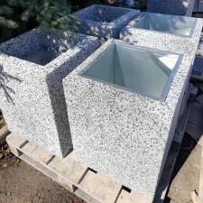 Урна бетонная Каролина