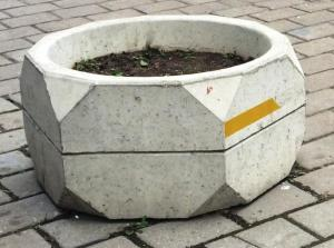 Цветочница бетонная  Ц-12