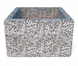 Вазон бетонный Каролина