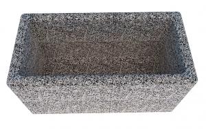 Вазон бетонный Орион 100x50