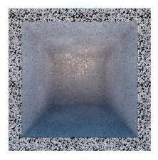 Вазон бетонный Ялта