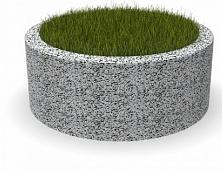 Вазон бетонный Люксембург 50