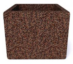 Вазон бетонный Каролина 40
