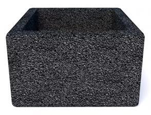 Вазон бетонный Каролина 30