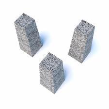 Парковочное ограждение бетонное Римини