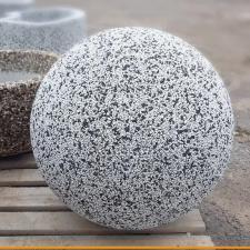 Парковочное ограждение бетонное Сфера 40 см