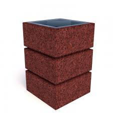 Урны бетонные Троя