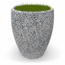 Вазон бетонный Гранд Призма