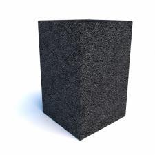 Вазон бетонный Андорра 80