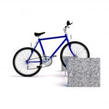 Велопарковка бетонная 19X