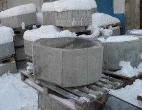 Цветочница бетонная Ц-21