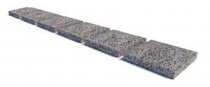 Навершие столба бетонное 450х450x120 мм