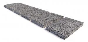 Навершие столба бетонное 500x300x90 мм